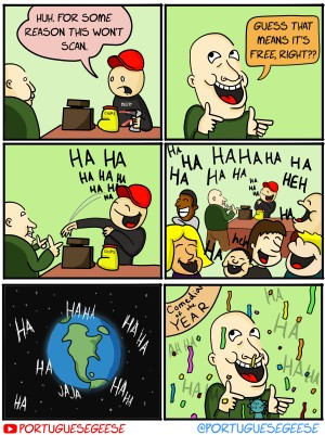 Comedian Customers