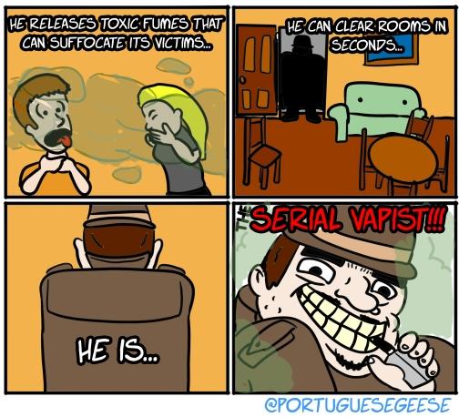 Serial Vapist